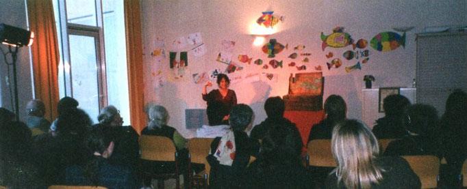 AMOURS ET SORTILEGES  1 , Centre  U Borgu , Ajaccio
