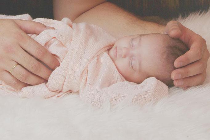 Schwangerschaft, Geburt und die erste Zeit mit dem Baby