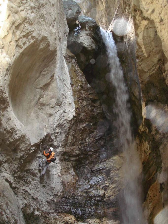 Cascata Orrido Foresto Bussoleno