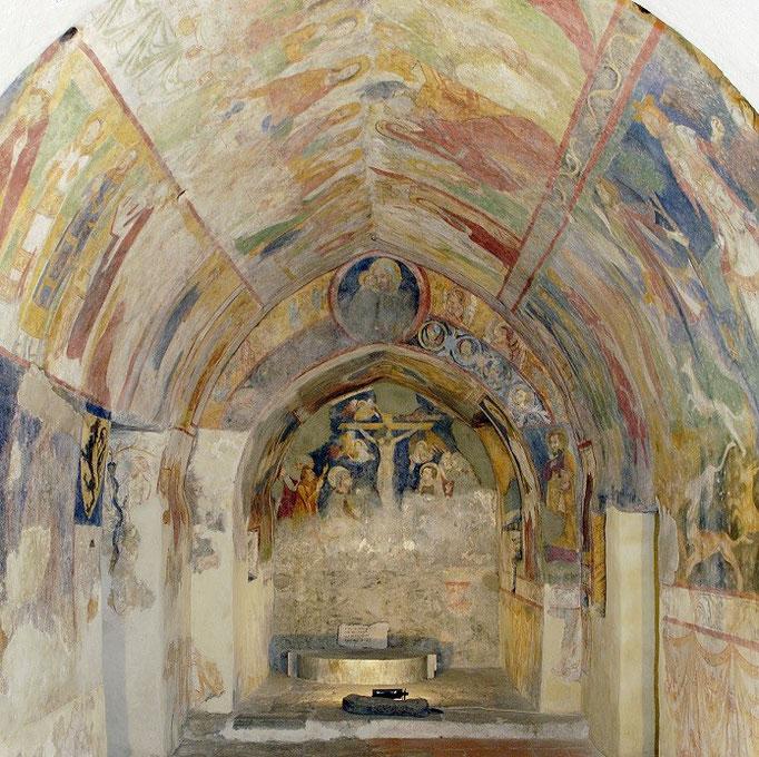 Cappella S.Lorenzo San Giorio di Susa