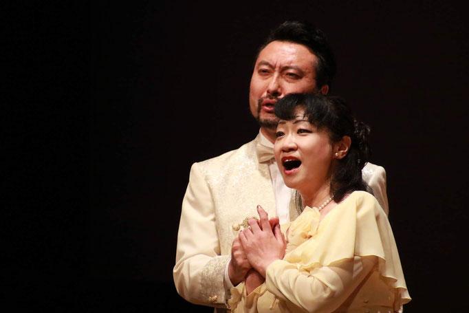 2017.10.2オペラ物語2 オペラ座の怪人 デュエット