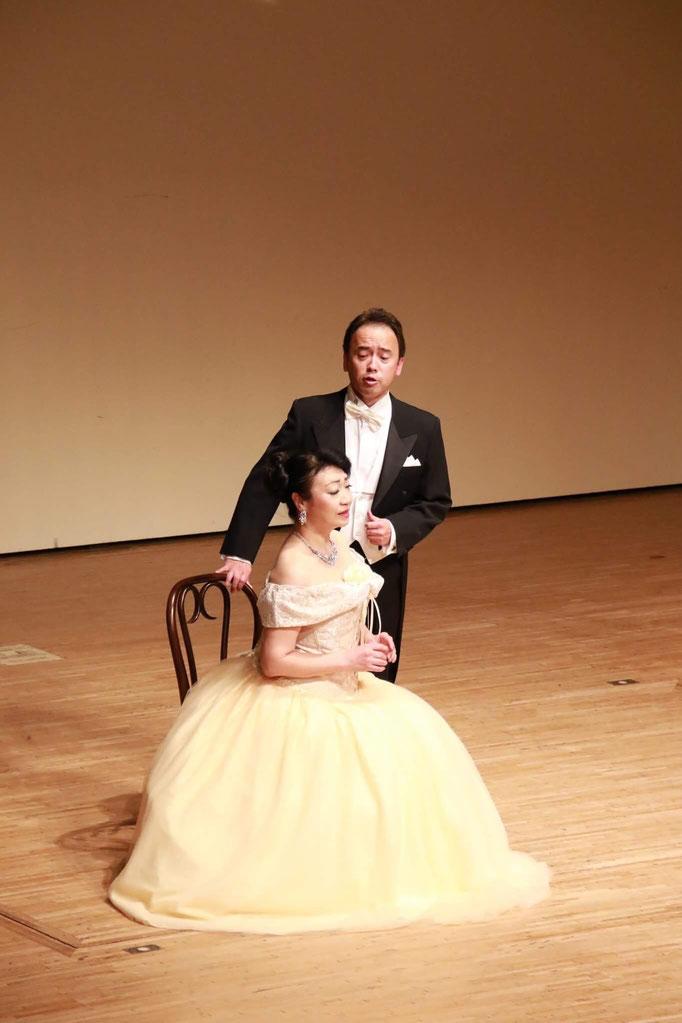 2017.10.2オペラ物語2 椿姫デュエット