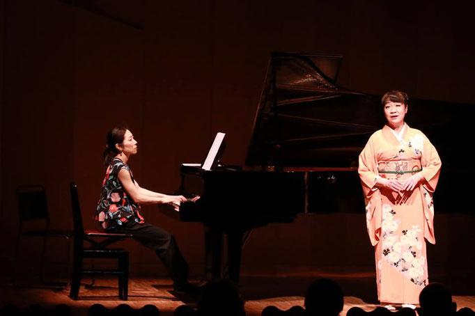 2017.4.25日本歌曲コンサート
