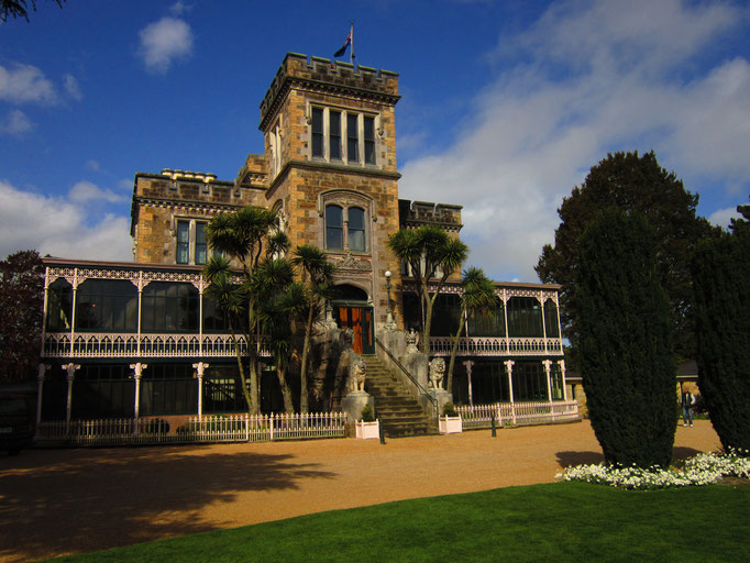 Larnach Castle (Otago Peninsula)