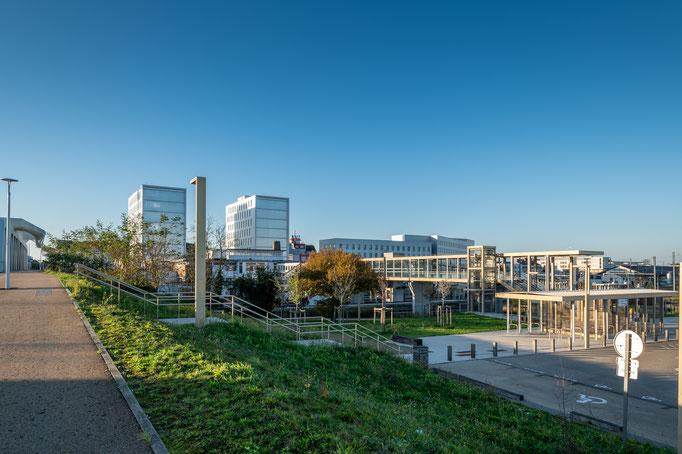 Saint-Nazaire 55 - Quartier de la gare