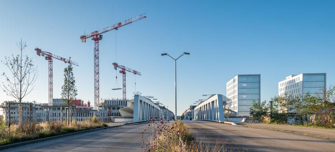 Saint-Nazaire 56 - Quartier de la gare