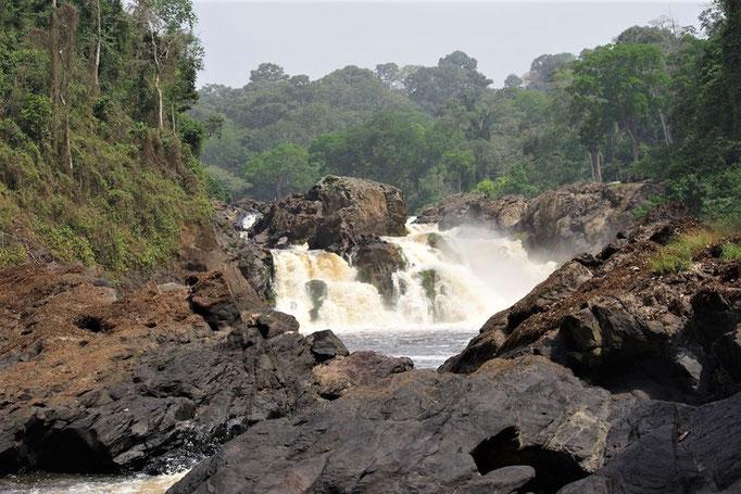 Moloundou, Chutes de Nki