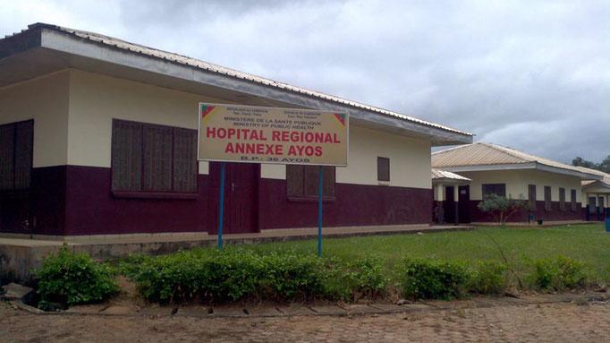 Ayos. Hopital régional annexe
