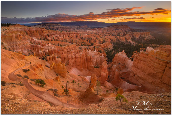 """Bryce Canyon Sunrise #2"" (2015)"