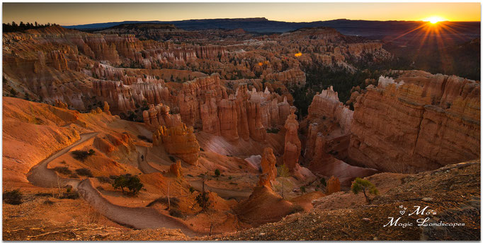 """Bryce Canyon Sunrise #1"" (2015)"