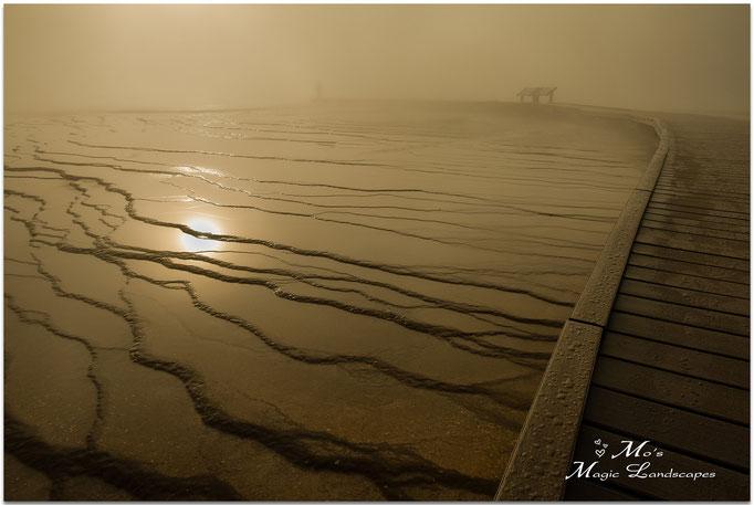 """Grand Prismatic Sunrise"" (2012)"