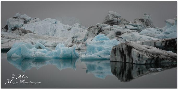 """Jökulsárlón Lagoon #2"" (2012)"