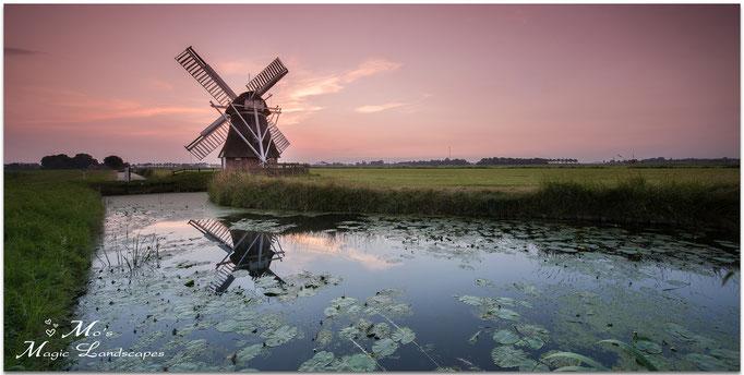 """""""Dutch Windmill"""" (2017)"""