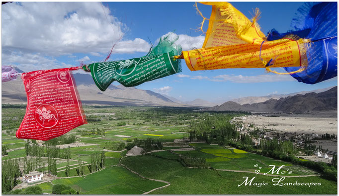 """""""View over Indus Valley"""" (2014)"""