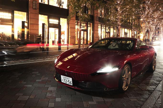 Ferrari Japan