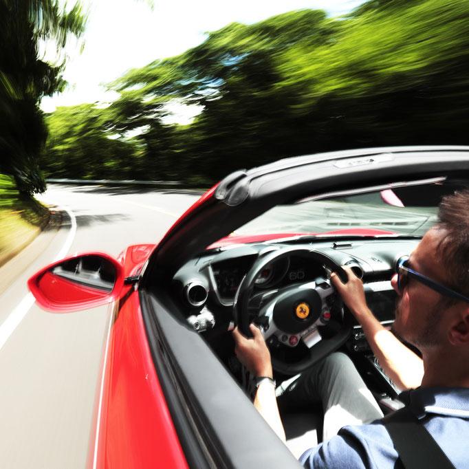 Ferrari APEC