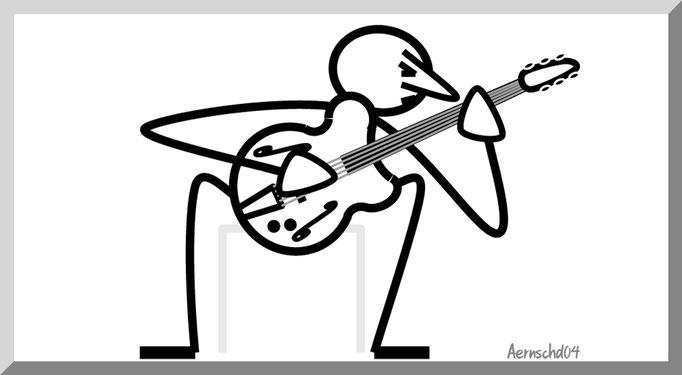 Cartoon für Persönlichkeits-Schulung