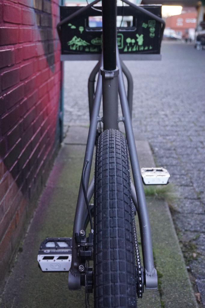 Urban Bike Prototyp (Gruppenprojekt mit Janis Fromm und Bastian Austermann 2016)