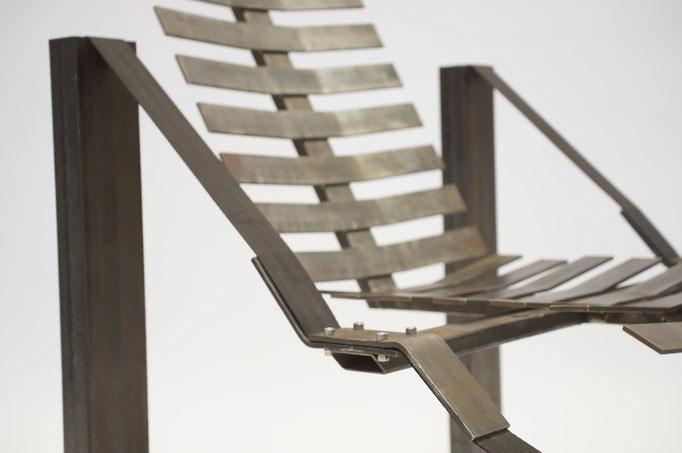 Hängesitzmöbel Detail (Funktionsmodel; 2012)
