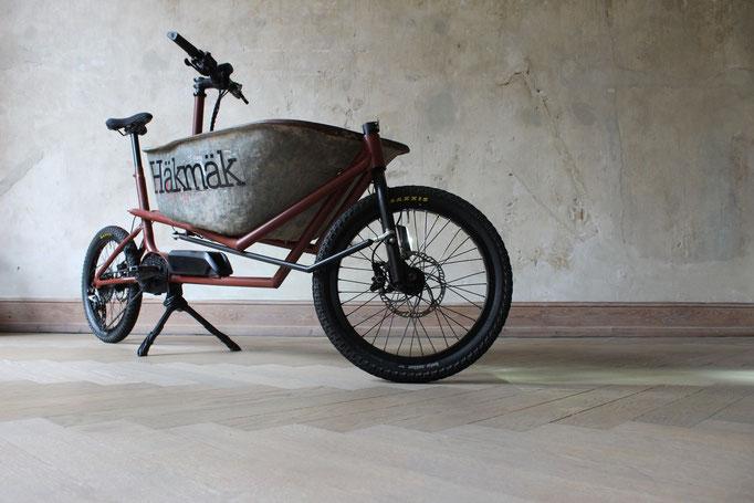 Zweiachsigerdreiseitenkipper 2.0e (Lastenrad; Bosch Performance Line Motor; 2020)