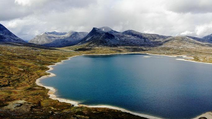 Herrliche Landschaft im Dovre Nationalpark