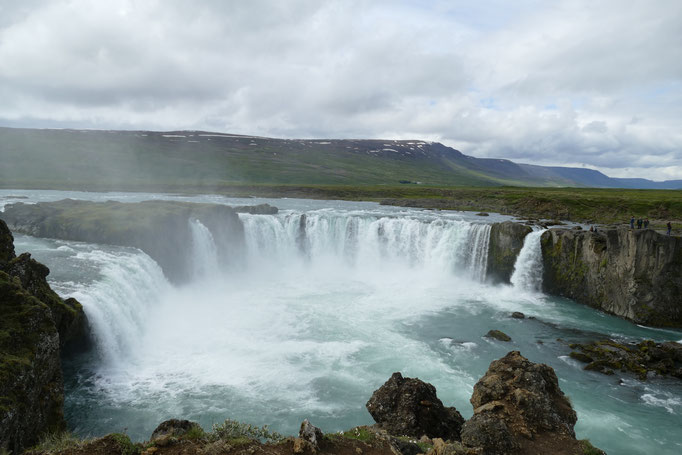 Godafoss, unser Favorit