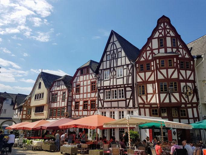 Limburg an der Lahm im Westerwald
