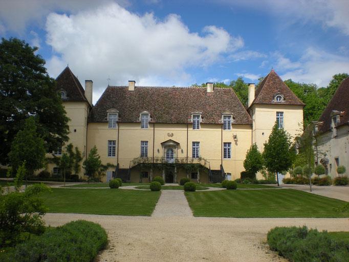 Château de Créancey reportage photographique Hervé Arnoul.