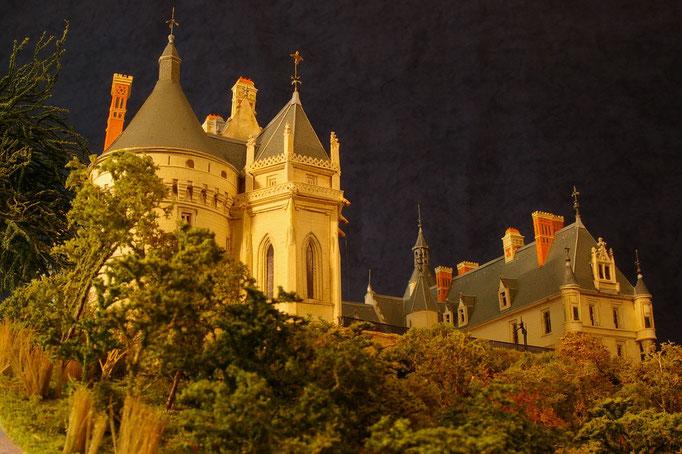 Réalisation Hervé Arnoul, Château de Chaumont sur Loire.