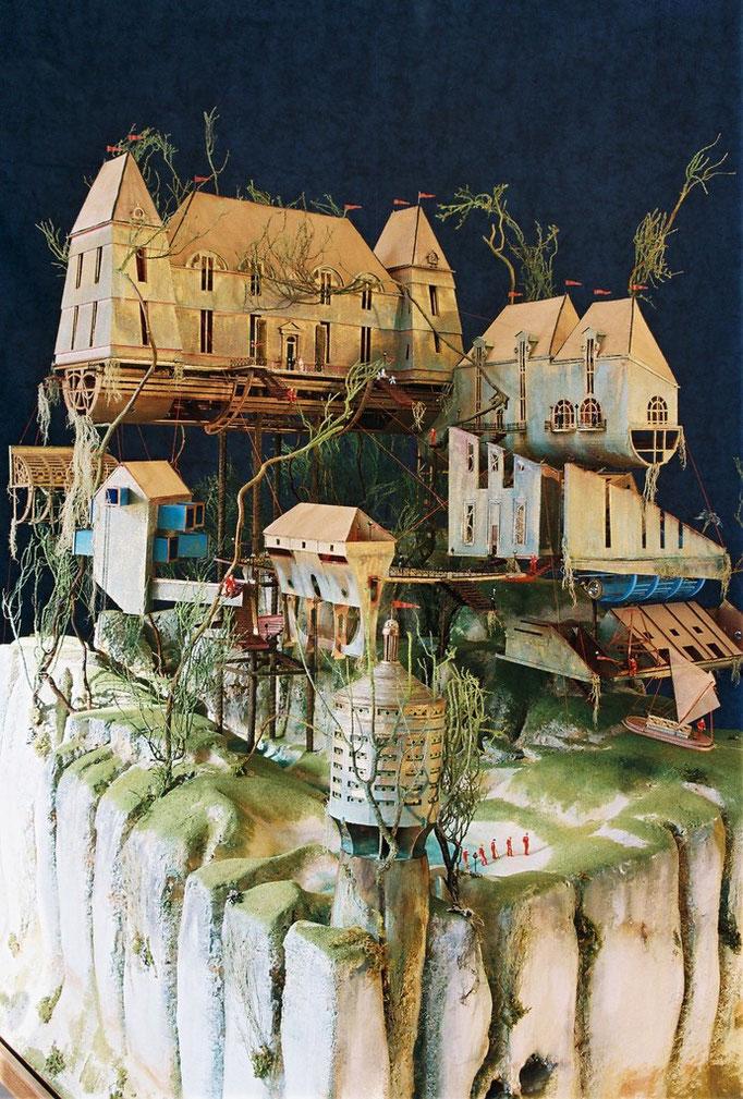 Château de Créancey Fantastique 2.013 Creation Hervé Arnoul. Collection Mr Young Singapour.