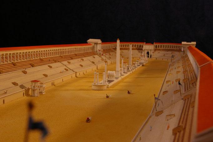 Reconstitution Hervé Arnoul,Circus Maximus.