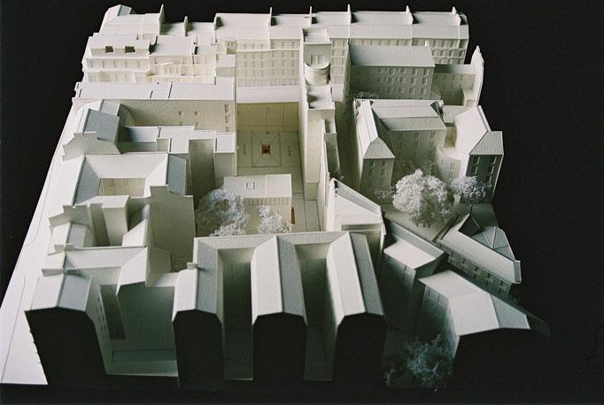 Réalisation Hervé Arnoul, Mairie de Paris.