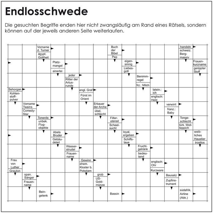 Endlosschwede