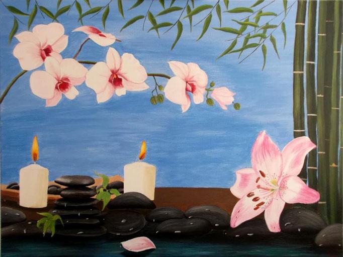 Harmony, 60 x 80cm, Patricia Leuschen