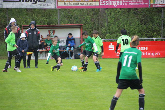 Jugendfussball in Esslingen-Sirnau