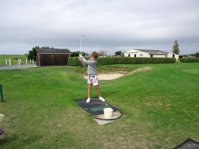 Golf 18 trous
