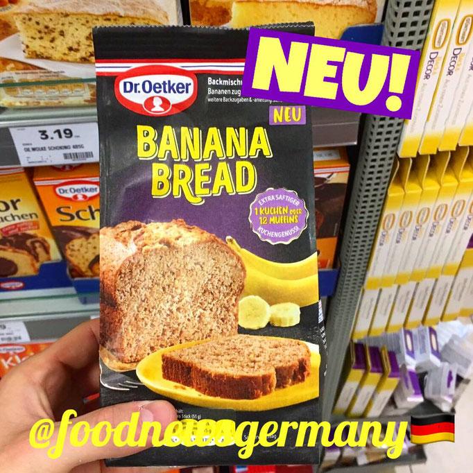 Dr.Oetker Banana Bread