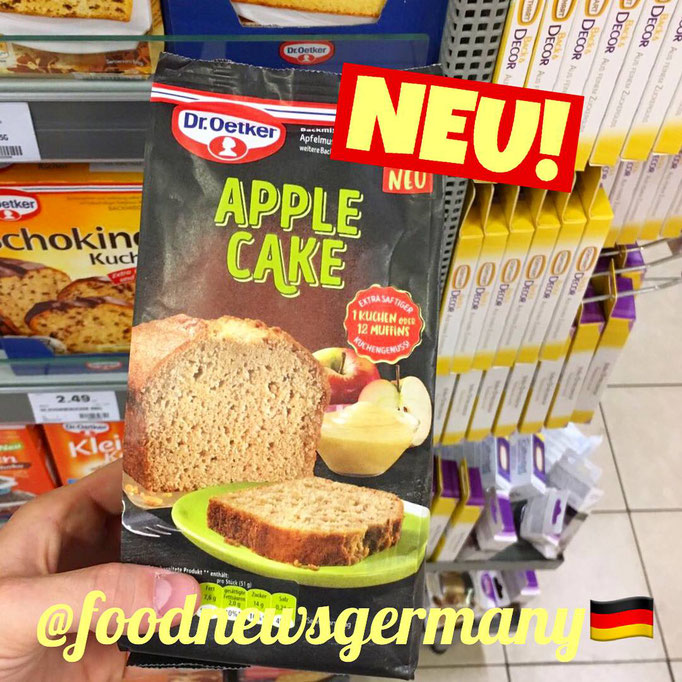 Dr.Oetker Apple Cake
