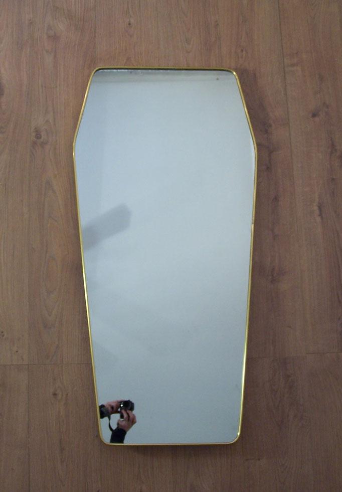 Miroir rétroviseur géant vintage XXL !