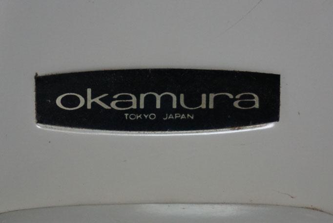 Chaise de bureau OKAMURA ( Tokyo, Japon ) 1971