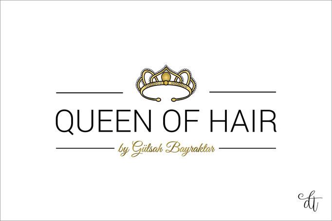 Queen of Hair - Gülsah Bayraktar - 2018: Logodesign