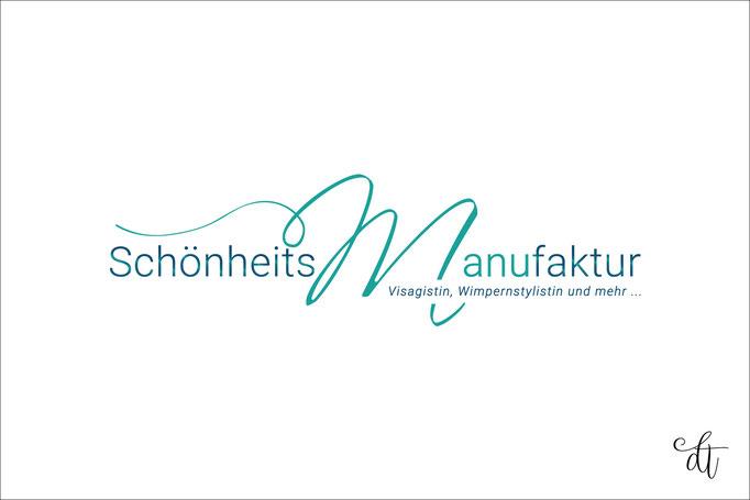 SchönheitsManufaktur - 2016: Logodesign