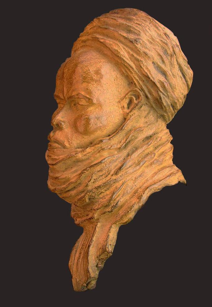 SAHARA  - Disponible  n°4/8 - 25 x 12 cm