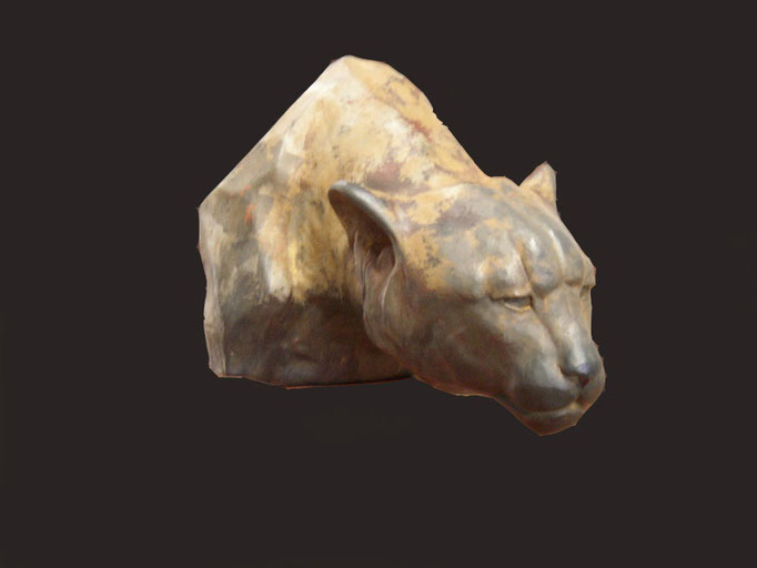 Panthère - Sculpture plus dispo