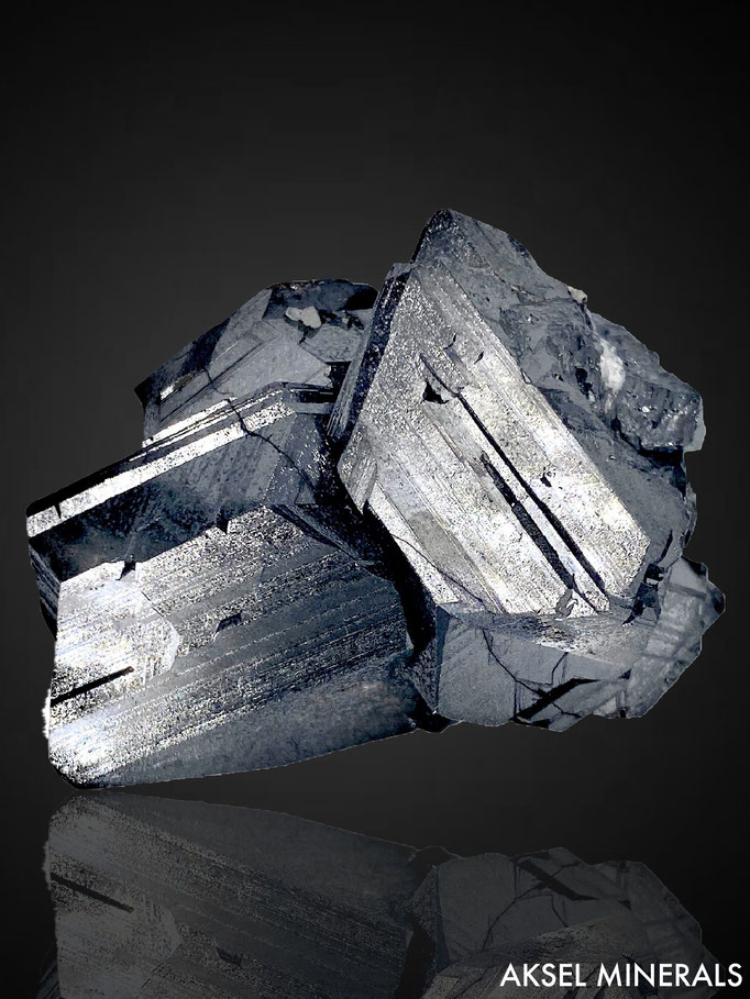 AM836 - Sphalerite  - Naïca Mine, Saucillo Municipality, Chihuahua, Mexique - 54x38mm