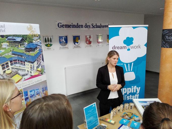 Carina Lechner Saalbacher Hof