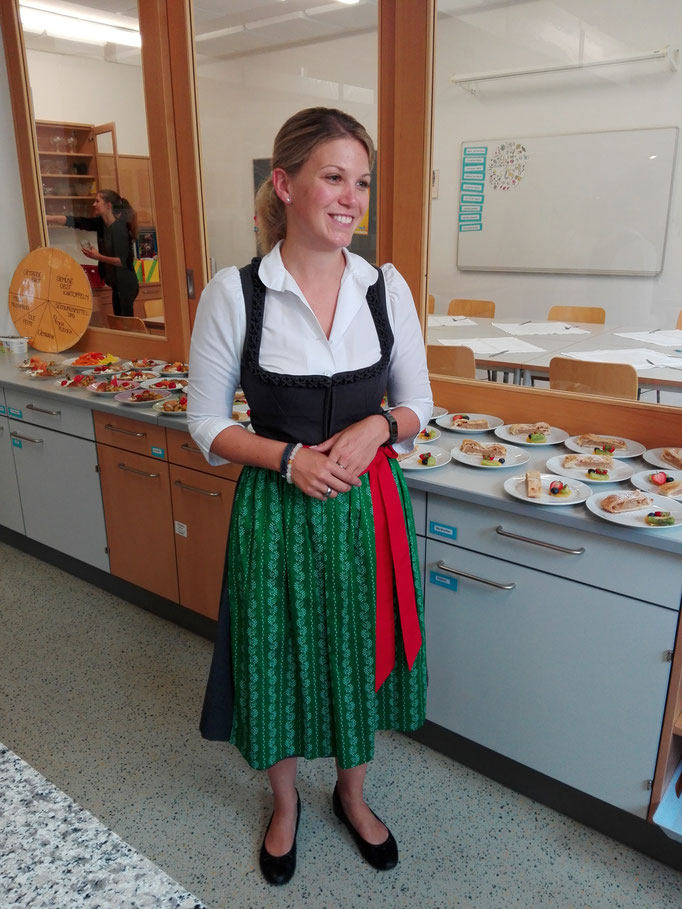Hoteldirektorin Carina Lechner