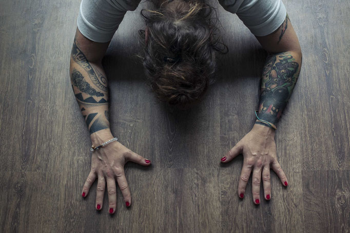 Birte Schatzer // Yogatrainerin