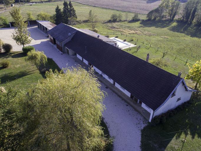 Grosses Anwesen in Frankreich