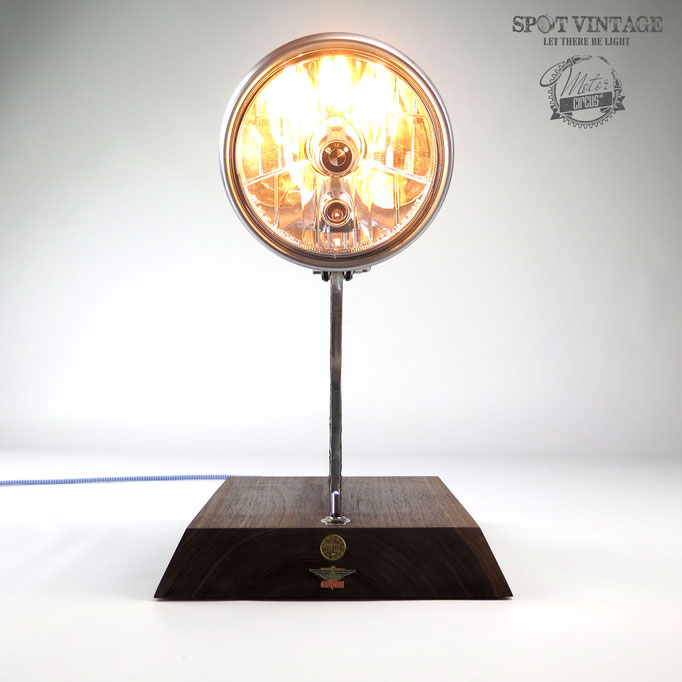 Spot Vintage Light Factory Berlin Lampe 10